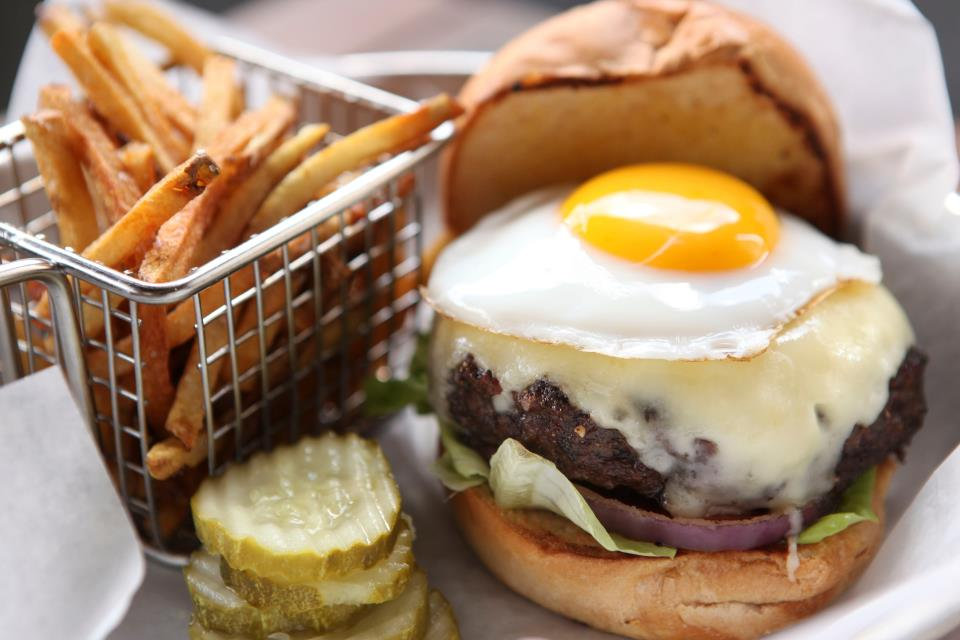 Tavern Burger With Fried Egg Photo From Facebook Page