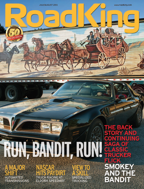 Road King Magazine Cover