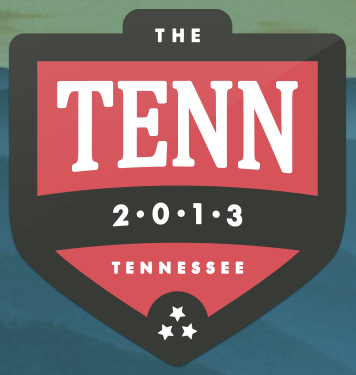 The TENN logo