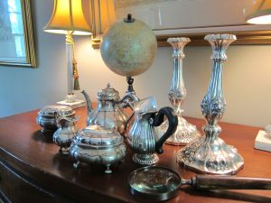 People bring cherished family treasures to Sarah Drury for valuation all the time. Sometimes they like the answers they get, sometimes they don't.