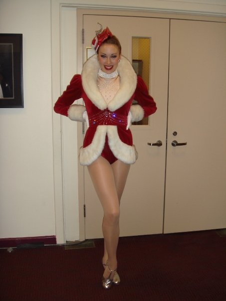 Jenelle's ready to hit the street as well as the stage, having appeared in many Macy's holiday parades in New York City.
