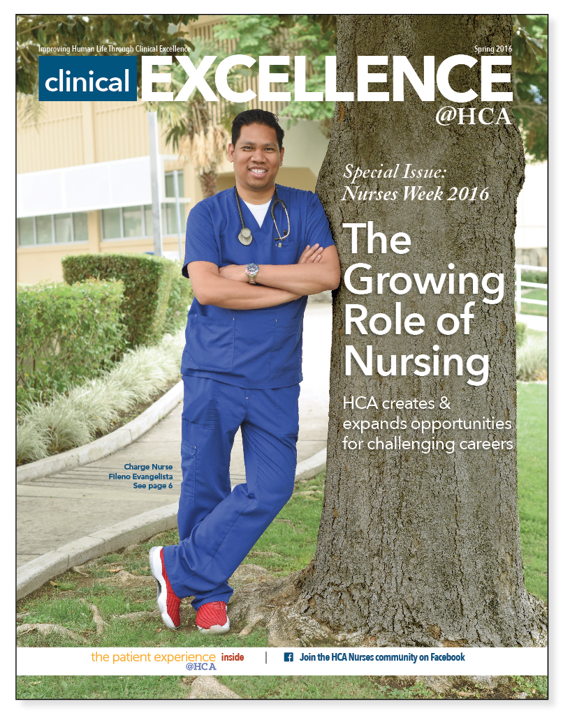 Clinical Excellence Cover