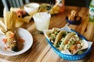Local Taco's tasty fare is just the thing for a hungry skater.