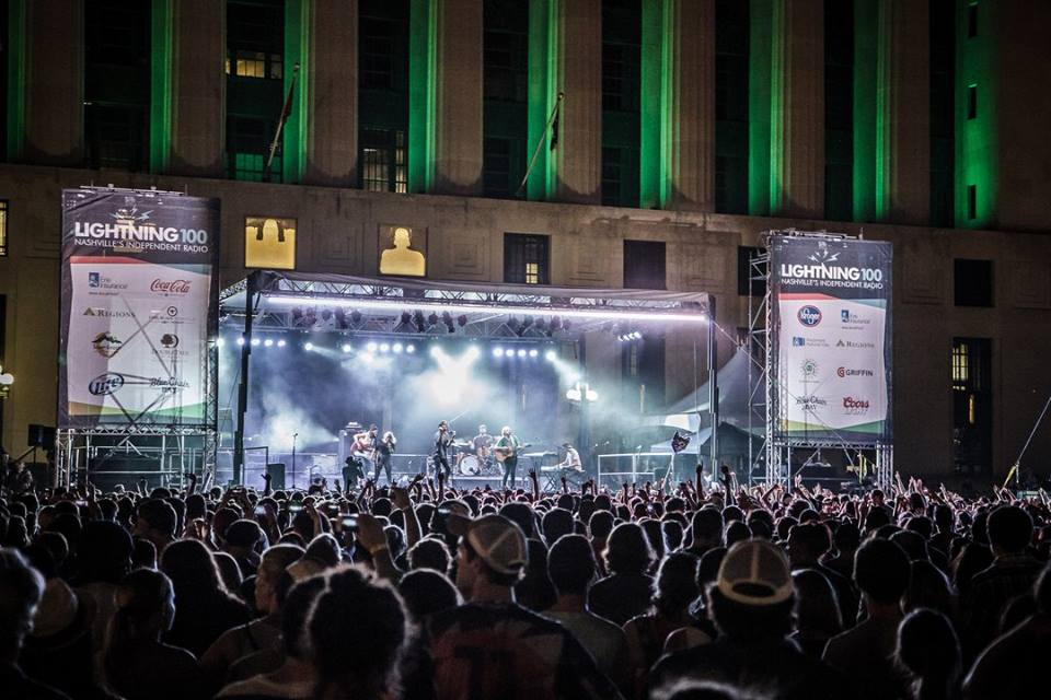 Live On The Green features, as per usual, an amazing lineup of talent in 2016.
