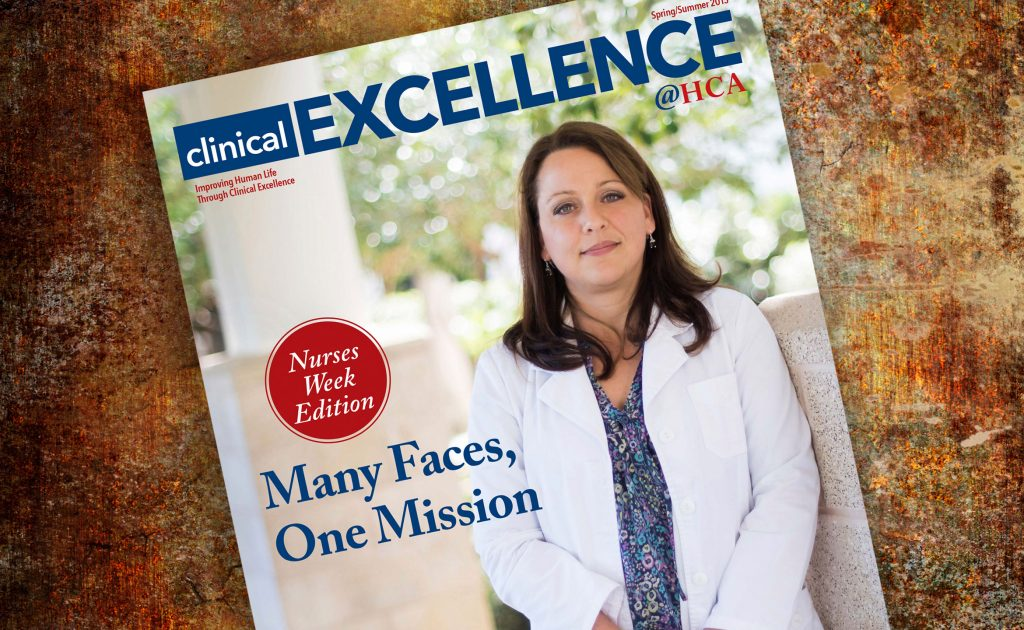 Clinical Excellence, a publication for HCA