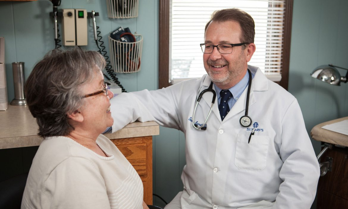 Explain the reasons to choose a primary care physician